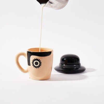 Taza Clockwork