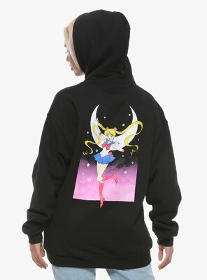 Sudadera Sailor Moon GRL