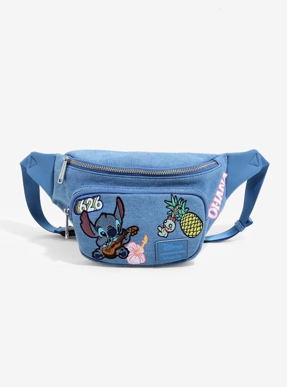 Cangurera Lilo & Stitch