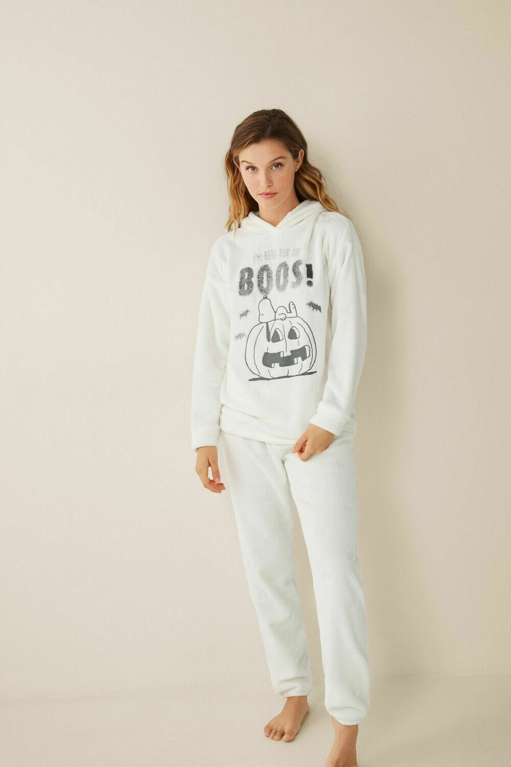 Pants Pijama Snoopy Halloween