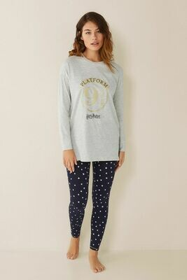 Pants Pijama Harry Potter 9 3/4