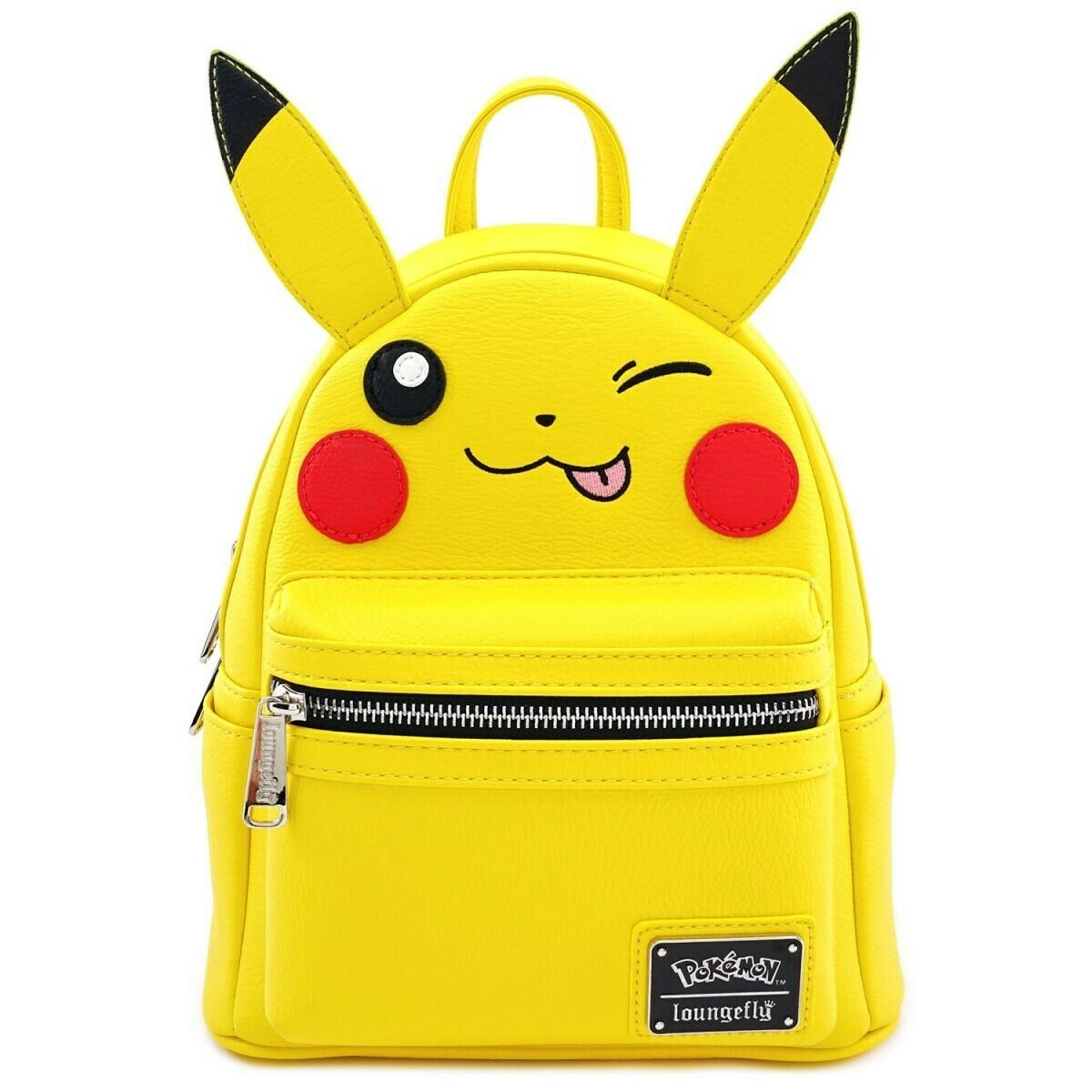Mochila Pikachu Sonrisa