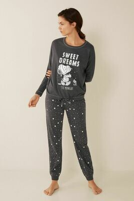 Pants Pijama Snoopy HA00