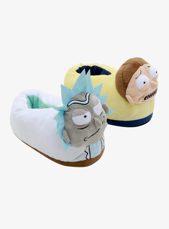 Pantuflas Rick y Morty XS0