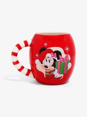 Taza Mickey Minnie Navidad 2019