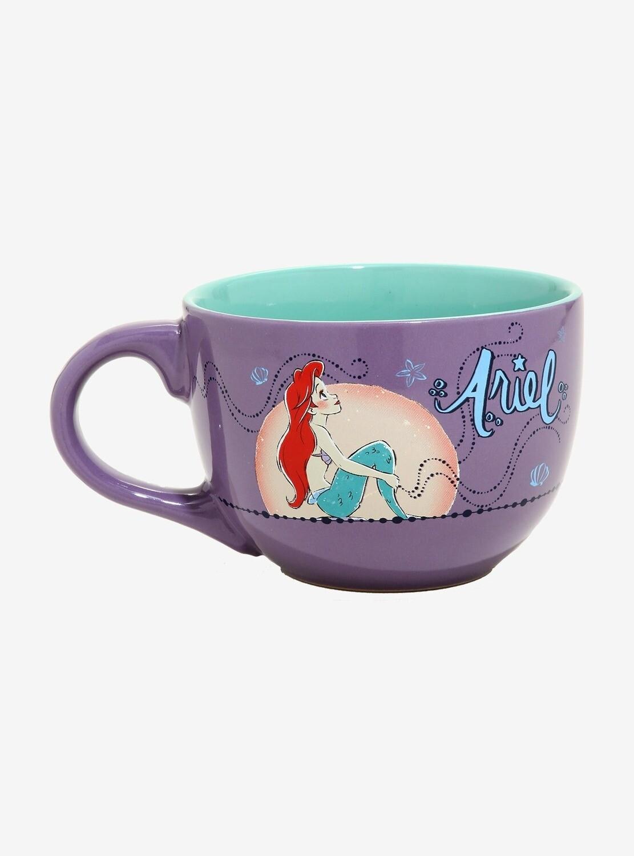 Taza Disney La Sirenita Ariel A00