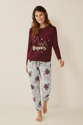 Pants Pijama Harry Potter Hogwarts