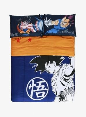 Set para Cama Dragon Ball Z