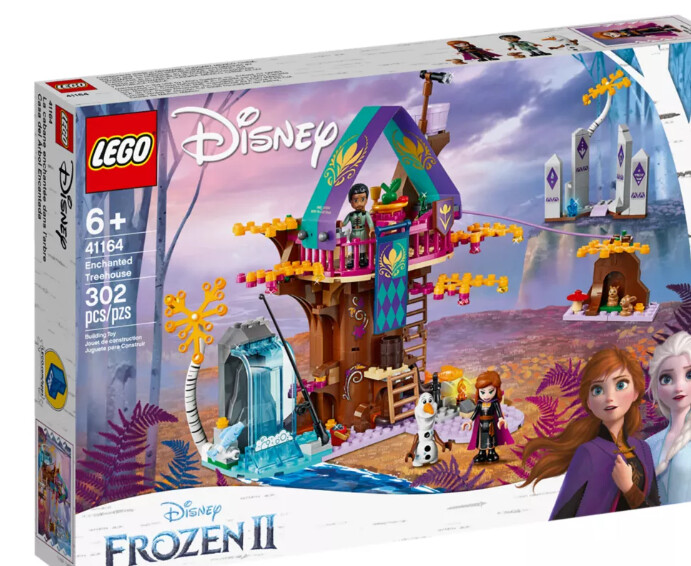 Lego Arbol Frozen II