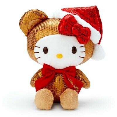 Peluche Hello Kitty Navidad 2019