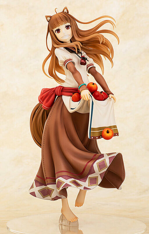 Spice and Wolf Holo - Harvest