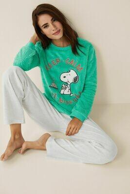 Pijama Snoopy Keep Calm
