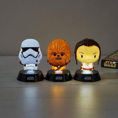 Lampara Star Wars Modelos N