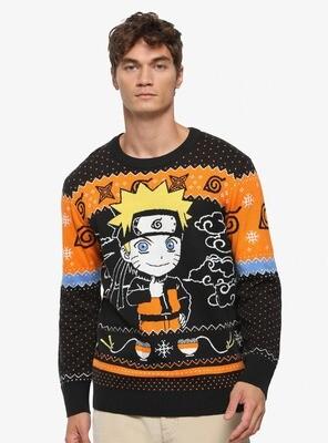 Sueter Navideño Naruto