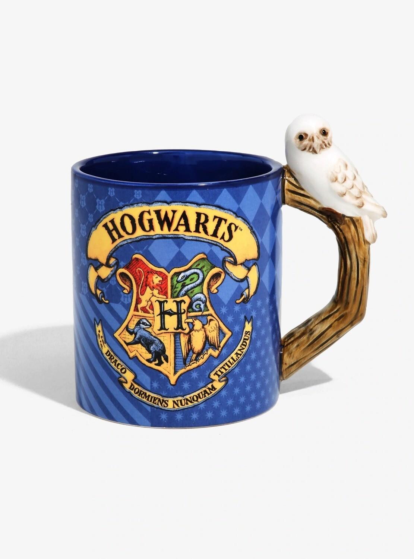 Taza Harry Potter Hogwarts Hedwig