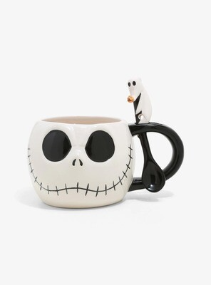 Taza Nightmare Before JACK SKELLINGTON X09