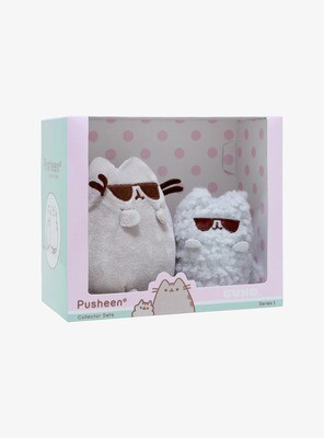 Set Peluches Lentes Pusheen K