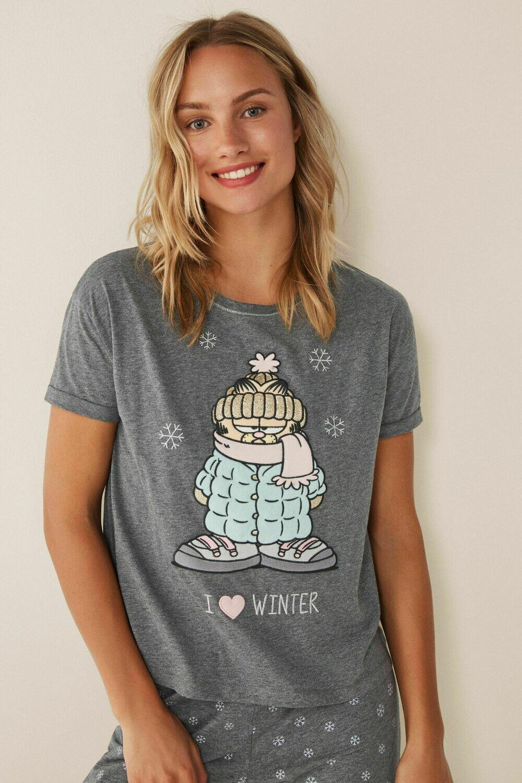 Pants Pijama Garfield Invierno