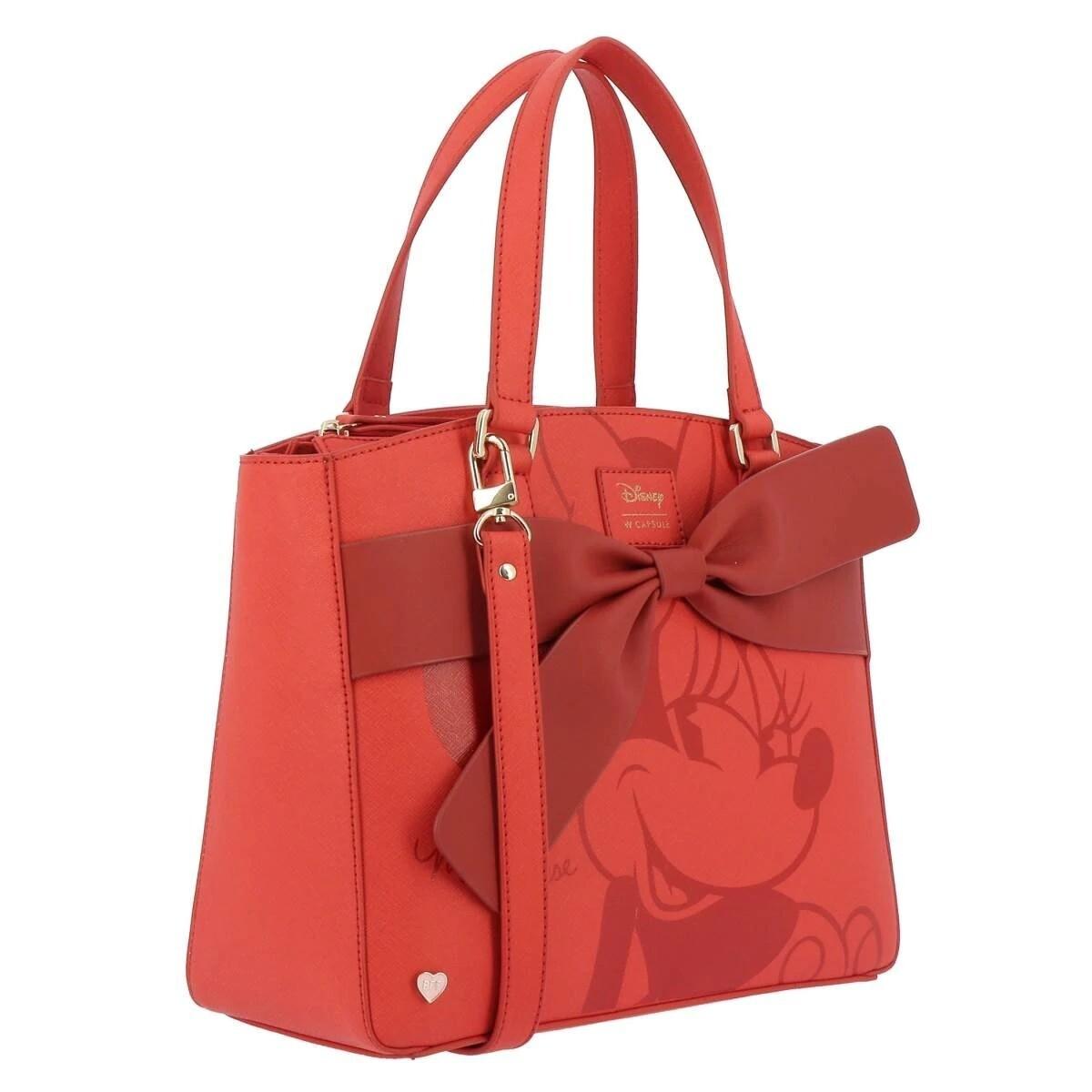 Bolsa Minnie Roja X40