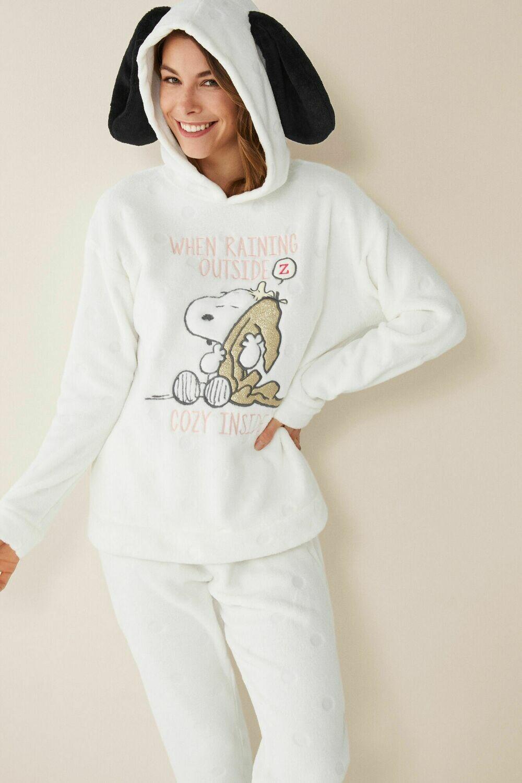 Pijama Snoopy Invierno 2019
