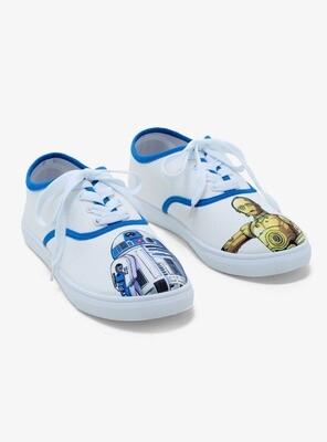 Tennis Star Wars R2-D2 & C-3PO