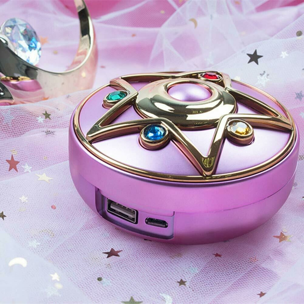 Cargador Banco de Poder Sailor Moon