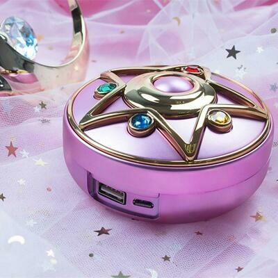 Cargador Banco de Poder Sailor Moon