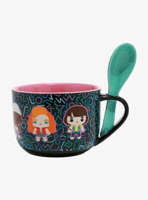 Taza Stranger Things XS00