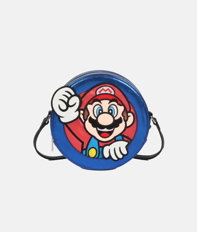 Bolsa Mario Nintendo Clasica