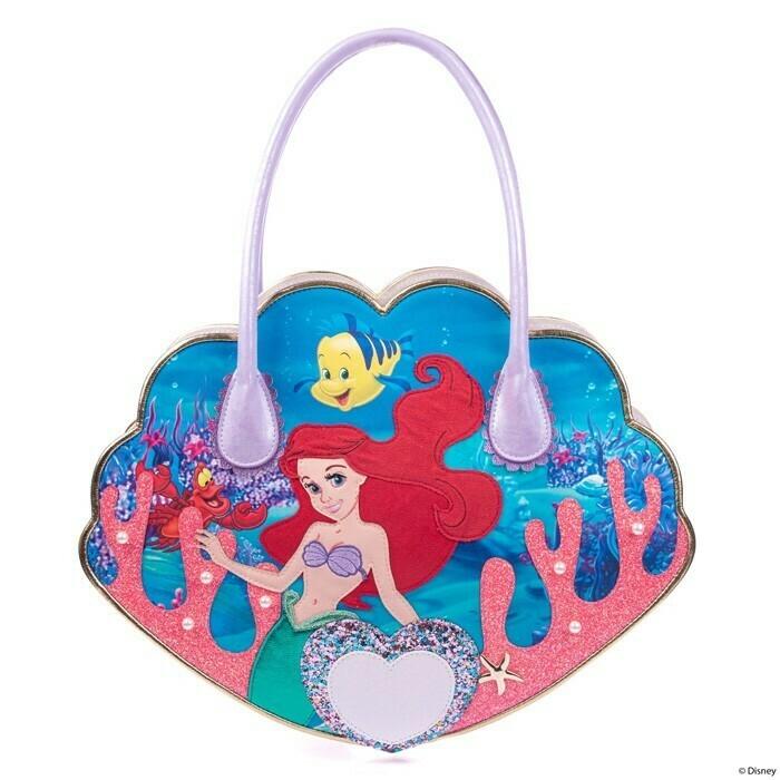 Bolsa La Sirenita Ariel KM00