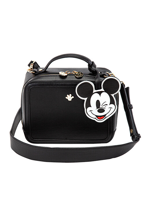 Mini Maleta Mochila Mickey Mouse X0