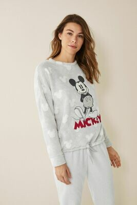 Pants Pijama Mickey Mouse 0A