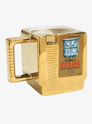Taza Zelda Dorado