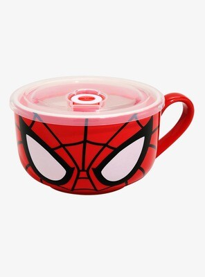 Tazon Sopa SpiderMan