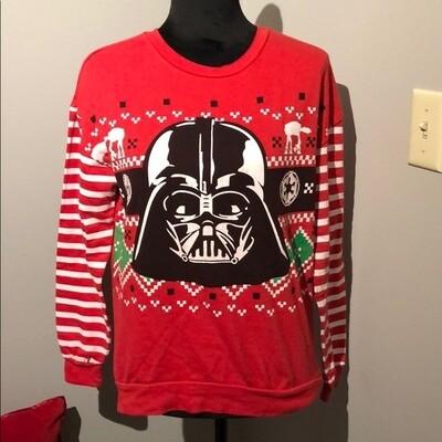 Sueter Navideño Star Wars Vader