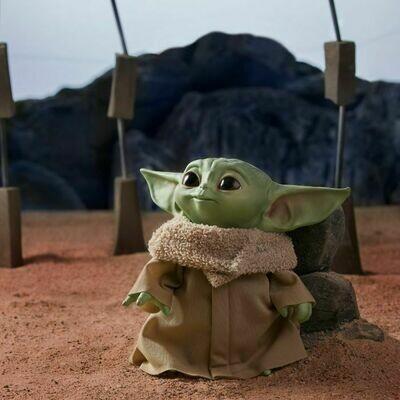 Peluche Voz Yoda Exclusivo