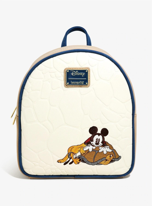 Bolsa Mochila Mickey Mouse Tortuga