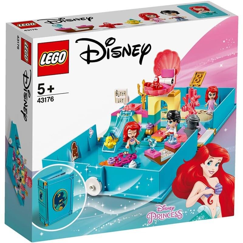 Lego Disney Ariel Sirenita