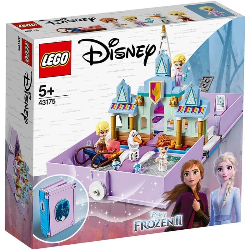 Lego Disney Frozen II 0