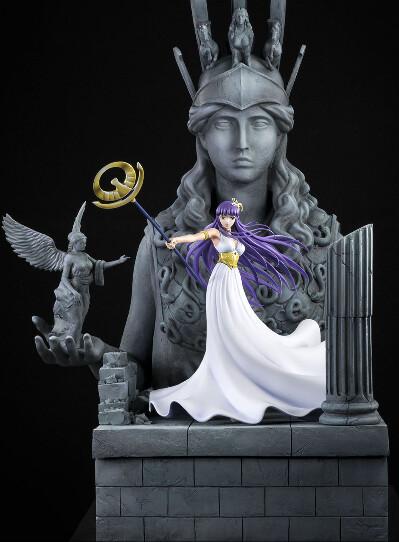 Figura Saint Seiya Athena