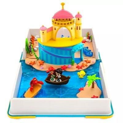Libro Figura Disney Ariel