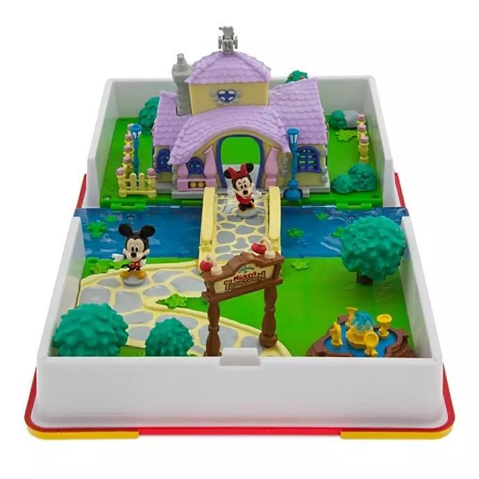 Libro Figura Disney Minnie Mouse