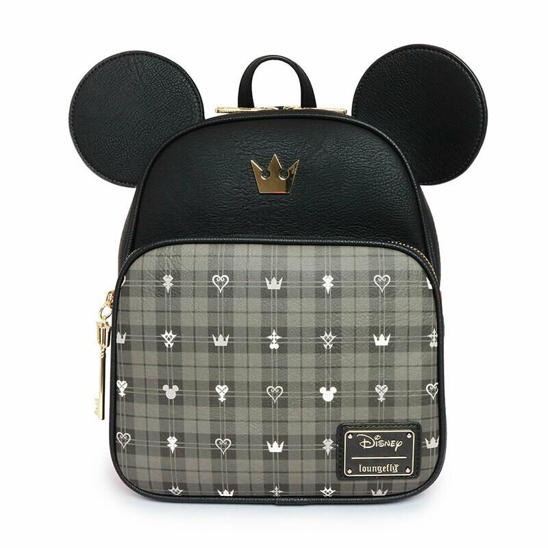 Mochila Mickey Kingdom Hearts XS0