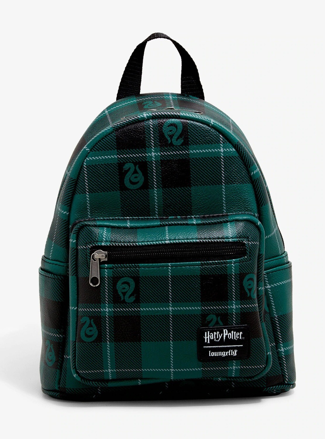 Bolsa Mochila HARRY POTTER  SLYTHERIN
