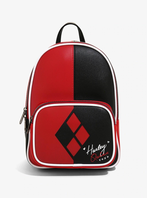 Bolsa Mochila Harley Quinn EXS0