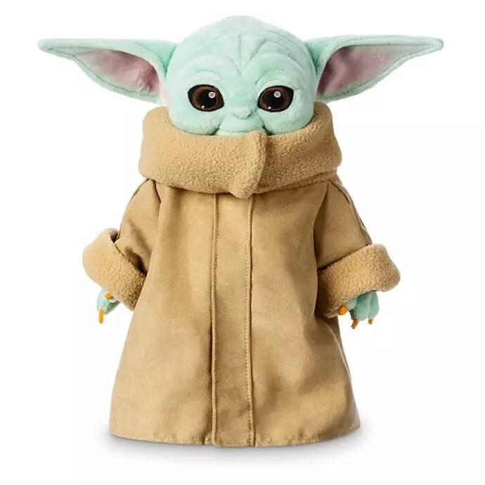 Peluche Bebe Yoda