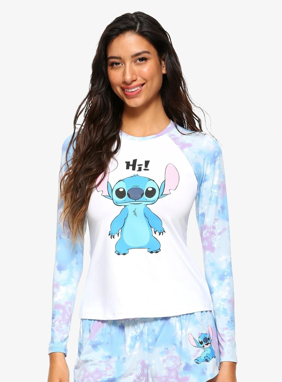 Pijama LILO & STITCH X20