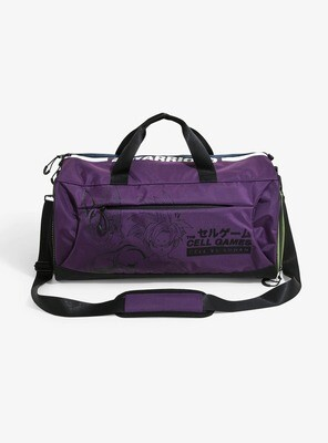 Bolsa Maleta Dragon Ball Cell