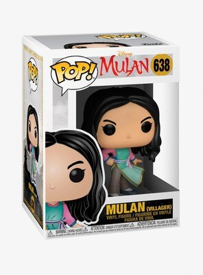 Figura POP Mulan 638