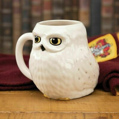 Taza Hedwig 3DX